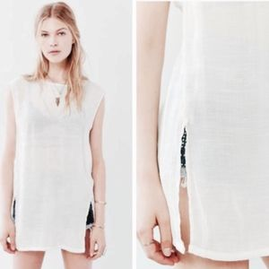 ecote Urban Outfitters Beachwood Tunic Tank | Med